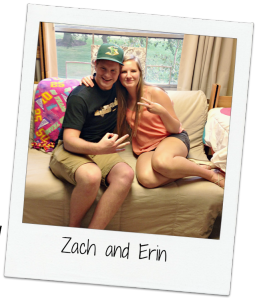 Zach and Erin Aug 2015
