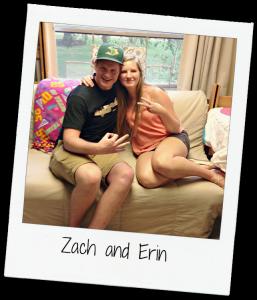 Zach and Erin Aug 2015