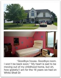 Goodbye house...Erin
