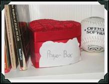 Original Prayer Box