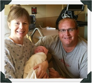 Ava's born