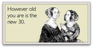 On turning 50